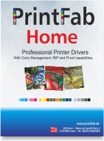 PrintFab Home Windows (online version / license key)